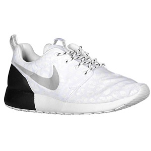 Nike Roshe Run - Women's - Running - Shoes - White/Black/White