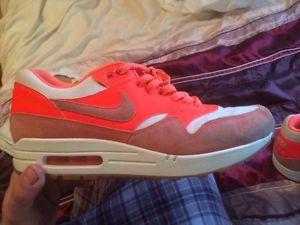 Nike Air Max Vintage Orange Size 8 | eBay