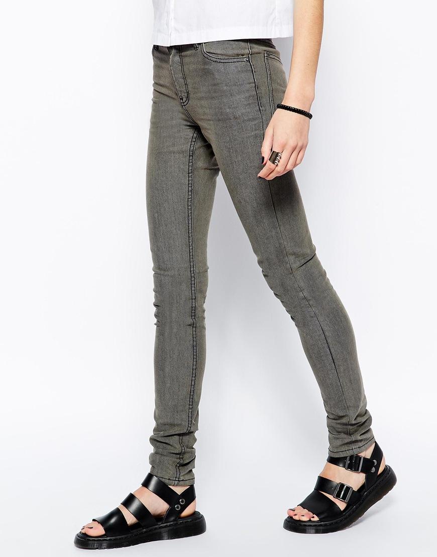 Cheap Monday Tight Stonewash Skinny Jeans at asos.com