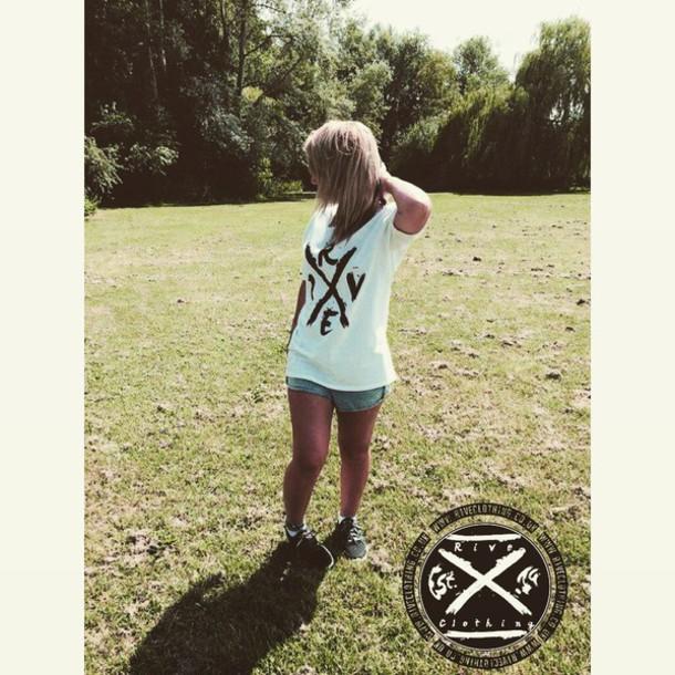 t-shirt cross tshirt design tshirt. rive clothing unisex tshirt