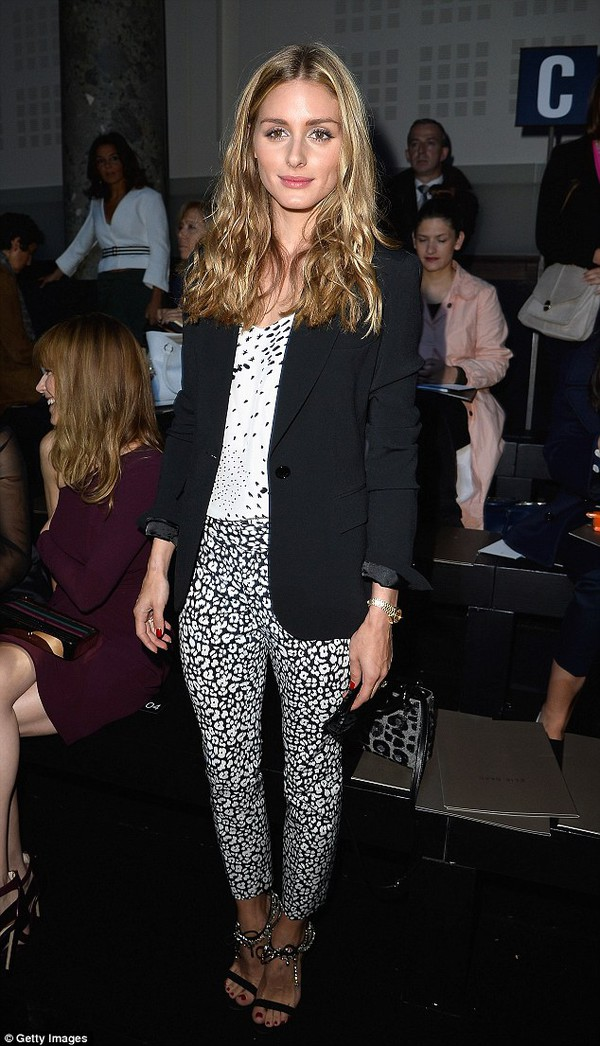 olivia palermo pants top
