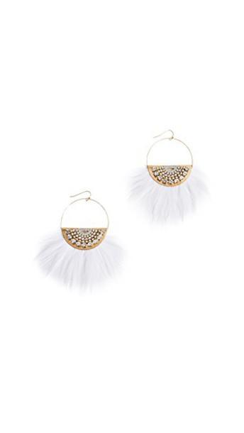 Sandy Hyun earrings gold jewels