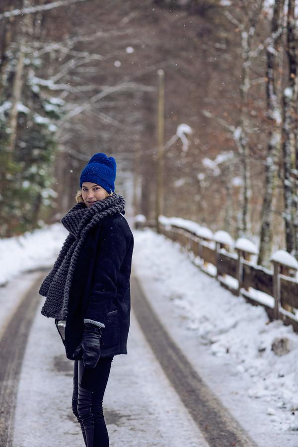 zanita hat scarf coat pants bag