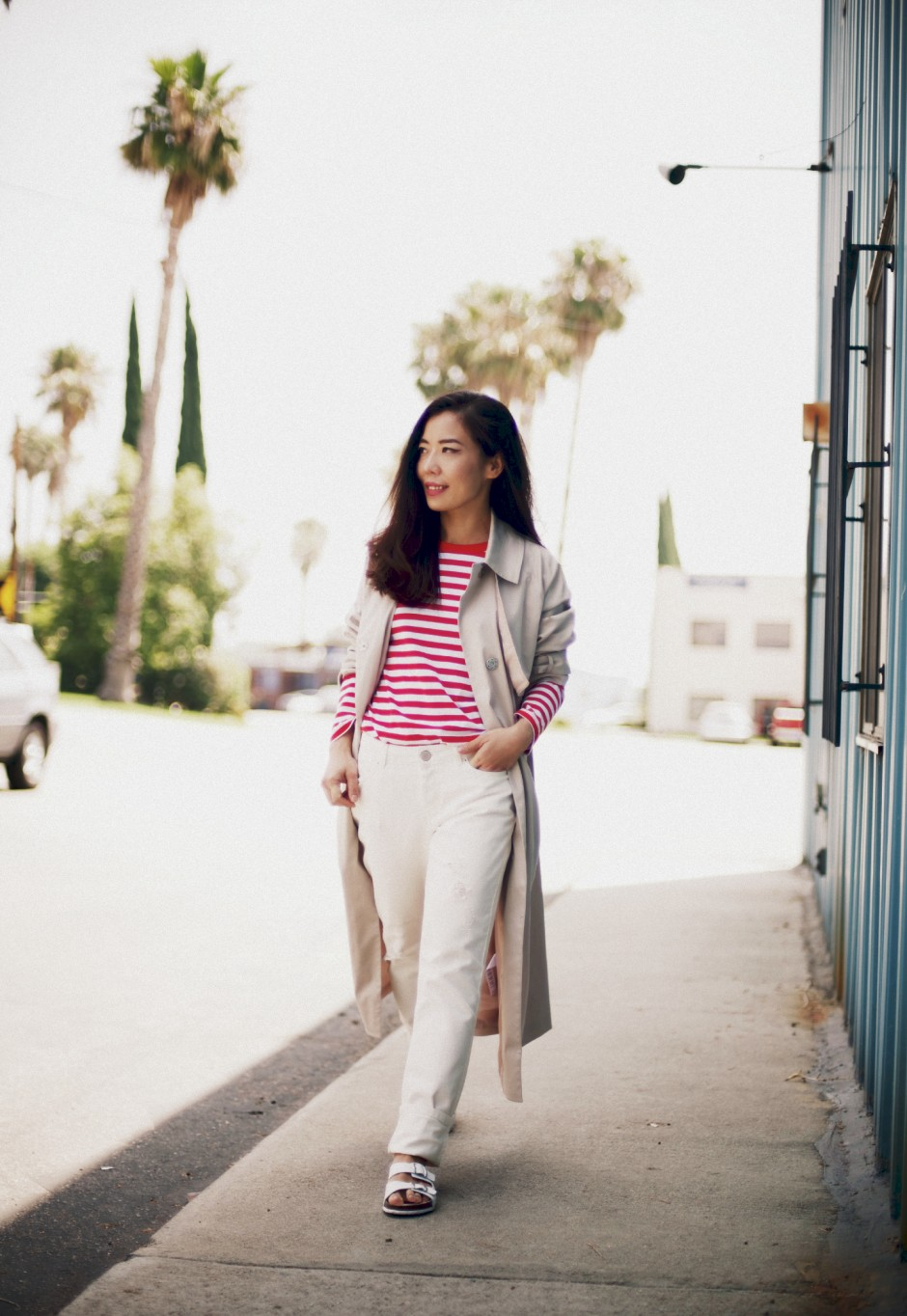 Weekend Style: Striped Top