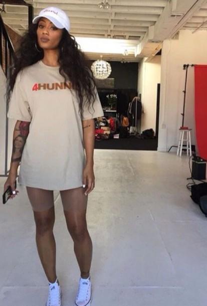 tumblr tshirt dress fashion dresses