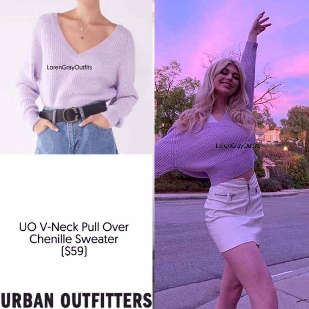 """Dress Like Loren on Instagram: """"get ready for a spam of posts 😛 - - - @loren @lorenxgray @reallylorensdad @lorens.mom #angeledits #angelsquad - - - Check out UO Cozy…"""""""