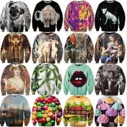 Nuevo 2014 otoño mujeres& los hombres ropa de deporte de impresión de alta galaxy jerseys sudaderas con en de en Aliexpress.com