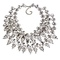Zara crystal necklace