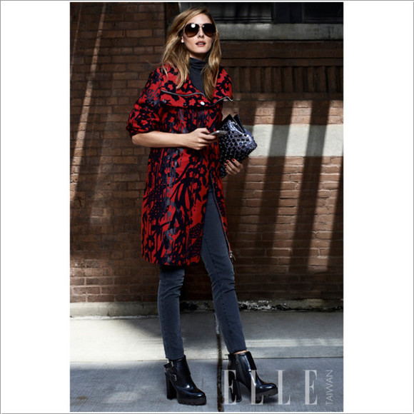 jacket olivia palermo fall outfits