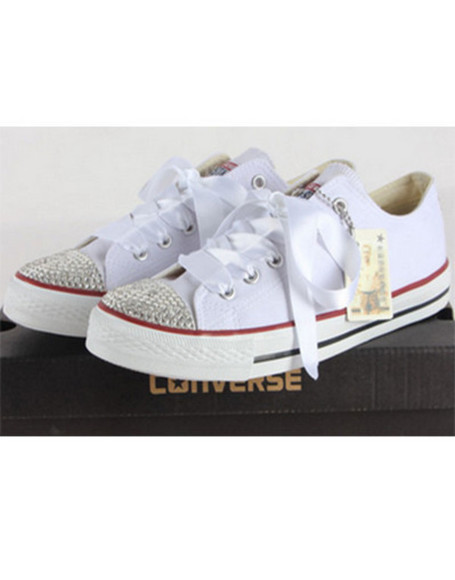 shoes white shoes chuck taylor all stars converse converse~ converse shoes white all stars custom all stars