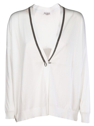 cardigan white sweater