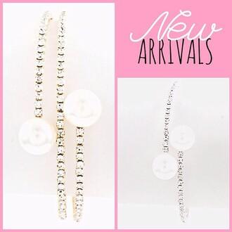 jewels jewel cult pearl pearl bracelet bracelets wrapped bracelet crystals crystal bracelet rhinestone bracelet arm candy arm party