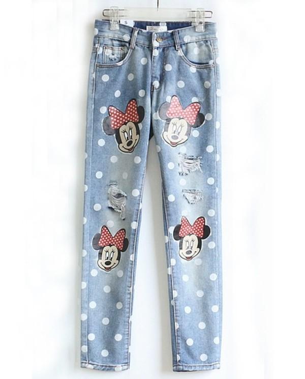 jeans disney disney princess disney minnie mouse boyfriend jeans disney punk