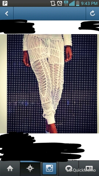 pants do you know crochet knitted
