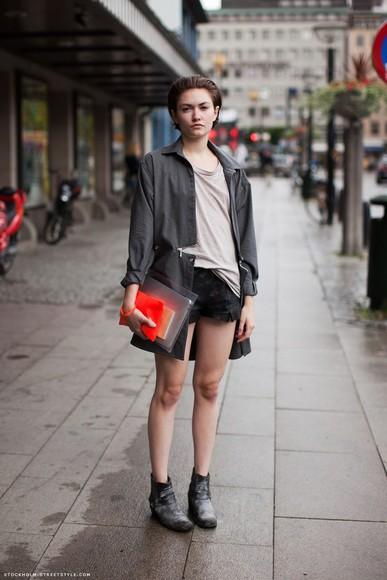 grey blazer grey jacket streetstyle blazer jacket