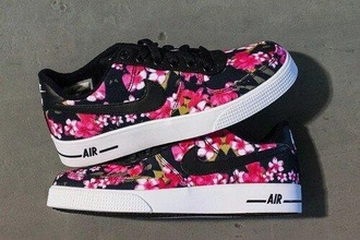 shoes nike shoes nike shoes with flowers