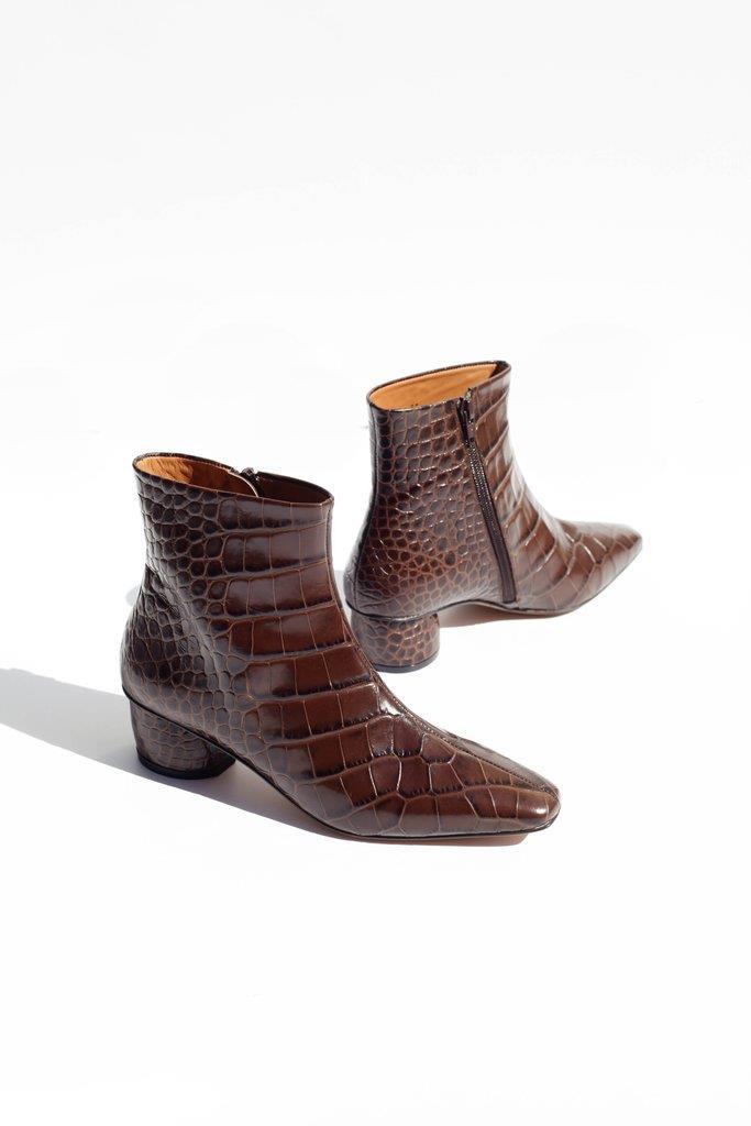 Matea Boot - Bombon Croc