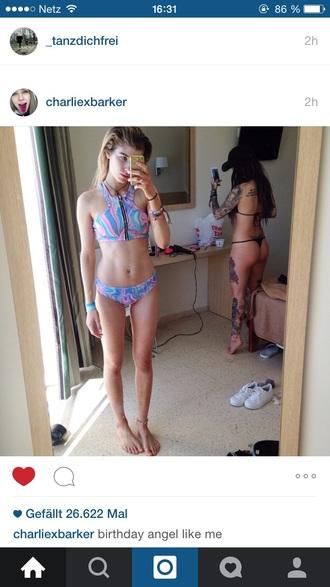 swimwear bikini charlie barker