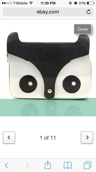 bag owl fox shoulder cute leather tpu messenger shoulder bag messenger bag