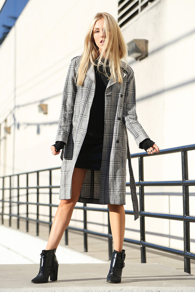 cheyenne meets chanel jewels shoes coat sweater skirt