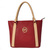 Michael Kors Jet Set Travel Small Red Satchel Bag