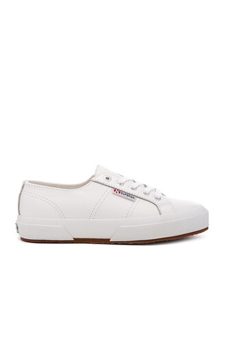 classic white shoes