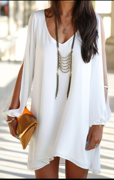 jewels boho necklace long feather