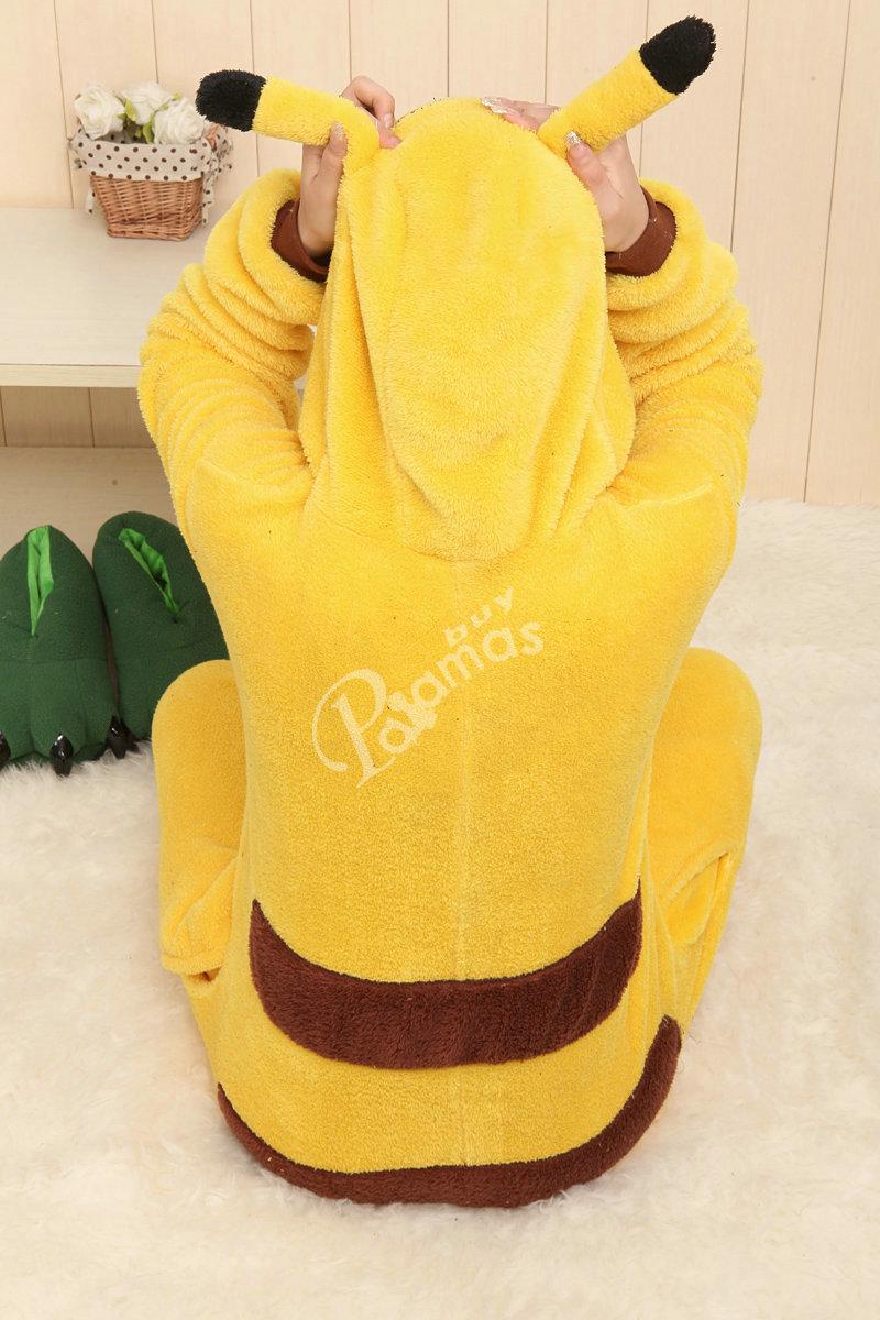 Onesies hoodie pikachu pajamas animal costume kigurumi pajama christmas