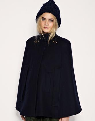 cap cape jacket