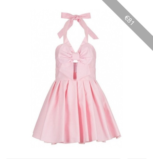 dress prom bows skirt