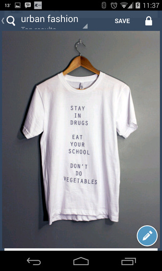 shirt white hipster drugs back to school funny letters black typing pretty punk rebel go to hell flawless badass sweet girly nice canabis indie blues old lifestyle black and white shirt t-shirt top graphic tee