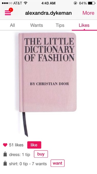 jewels dior book books fashion fashion books cute summer outfits classy present gift ideas best gifts pink baby pink girly wishlist