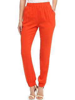 tibi Bibelot Crepe Jogging Pant - Zappos Couture