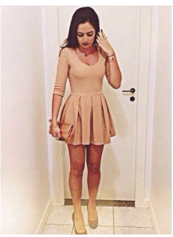 dress short mini dress