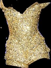 jumpsuit,strip club,gold,sequins,embellished,bodysuit,editorial,fierce,shorts,short,party,new year's eve,clubwear