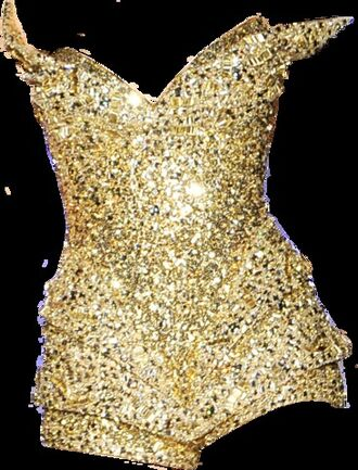 jumpsuit strip club gold sequins embellished bodysuit editorial fierce shorts short party new year's eve clubwear