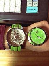 jewels,green,watch,grinder,420
