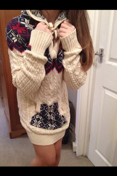 superdry cosy jumper hoodie