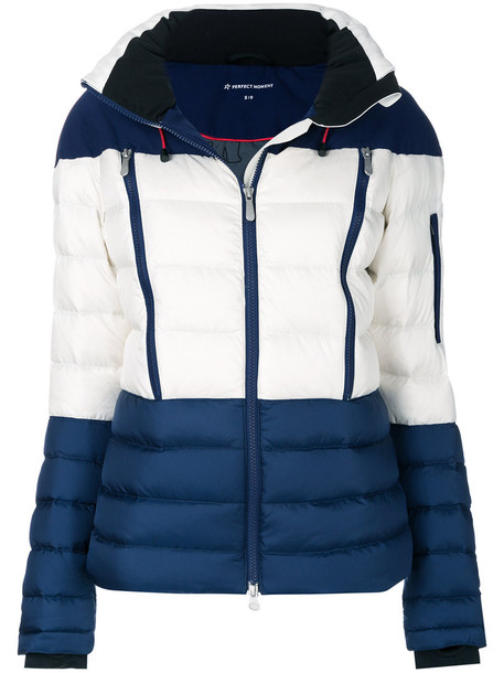 Perfect Moment jacket women white