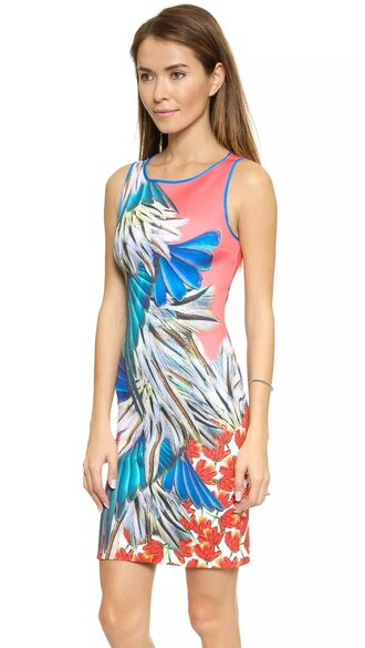 dress print dress summer dress beach dress