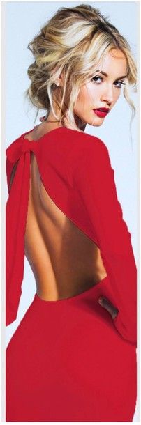 dress red dress blouse shirt - elegant dress white dress open on the back white long skinny sexy dress open back minimalist red carpet dress formal dress