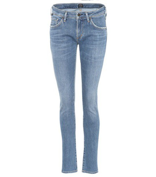 CITIZENS OF HUMANITY jeans skinny jeans blue
