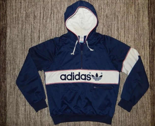 Vintage Adidas Sweater - Shop for Vintage Adidas Sweater on Wheretoget