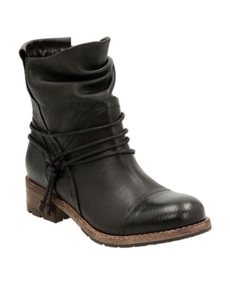 shoes leather boots black boots ankle boots