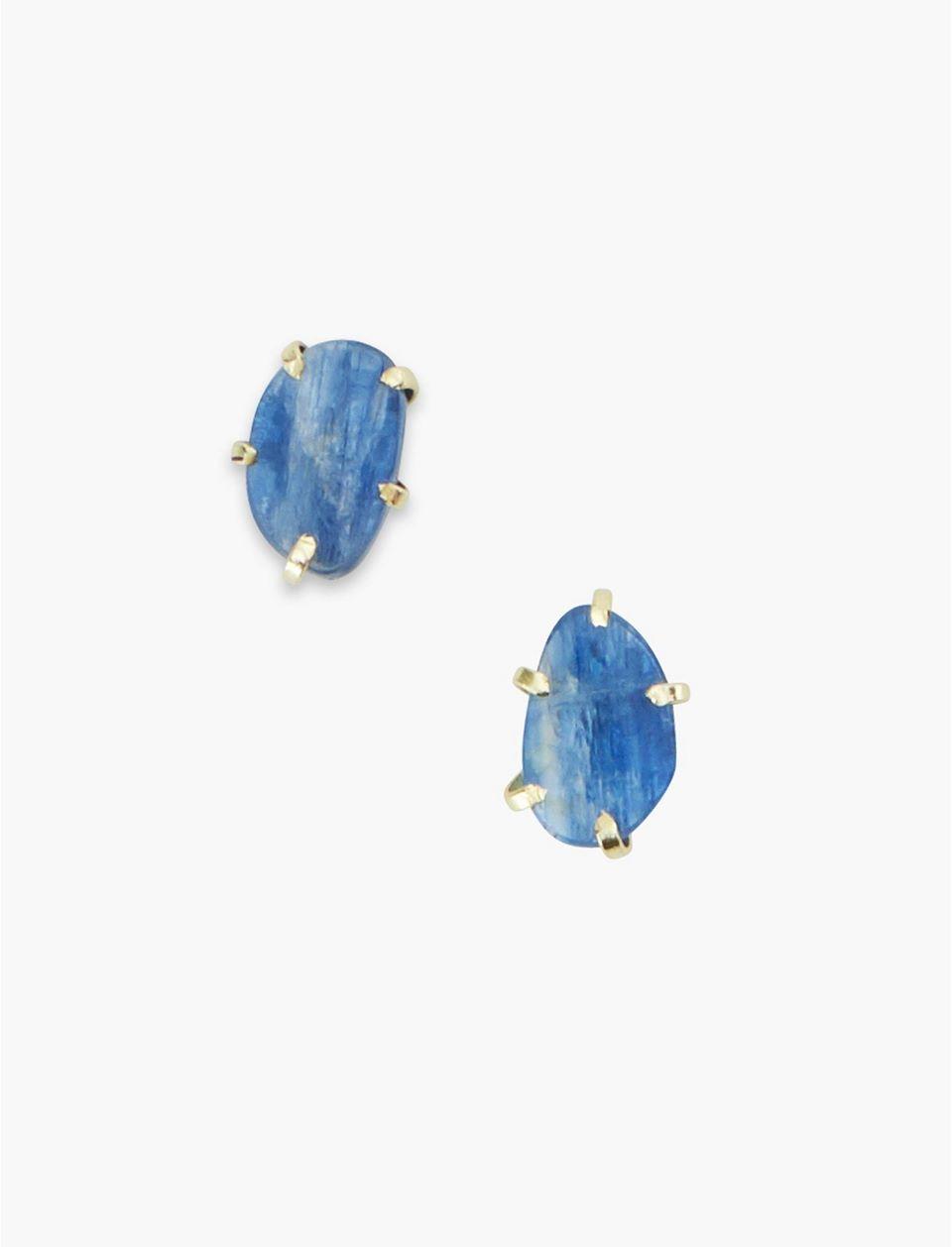Kyanite Earring
