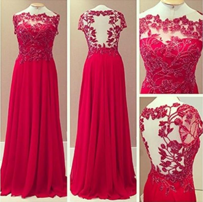 b10a1679df37 Designer Gowns Online Real Sample Isabella Narchi Bateau Off Shoulder Red  Chiffon Vintage Evening Gowns With ...