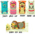 New 3D Cartoon Tiger Dog Cat Silicone Back Case Cover for Apple iPhone 5 5S 4 4S | eBay