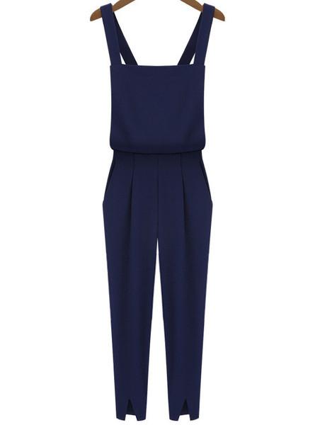 Tailored trix jumpsuit
