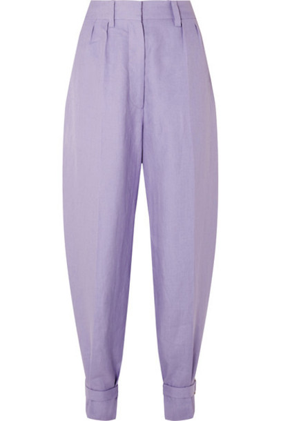 Hillier Bartley pants lilac
