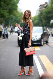 sandals,high heels,fashion week 2014